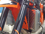 MULE RADIATOR GUARD 08-17 KTM 690 ENDURO, & R