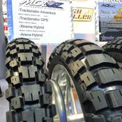 MotoZ TRACTIONATOR ADVENTURE tire 130/80-17-rear