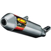 FMF Q4 S/A Silencer (NO CA) – Fits: Kawasaki KLR650 2008–2018