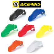 Acerbis Supermoto Universal Motorcycle-Front Fender Super Moto Motard-