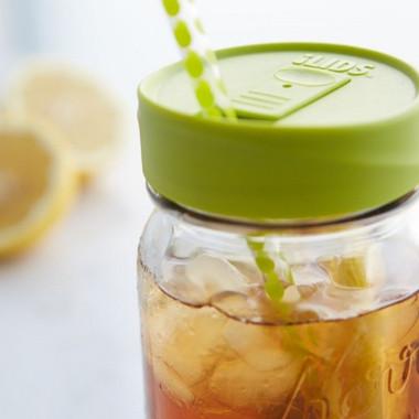 ilid regular mouth mason jar drink lid. Black Bedroom Furniture Sets. Home Design Ideas