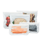 Blue Avocado (re)zip Lunch & Snack Bag Kit (5-pack)