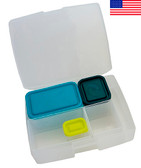 Bentology Lunch Box 6-piece Bento Set