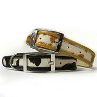 Cheyenne Leather Dog Collar