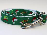 Elf Hat Dog Leash