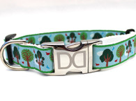 Walk in the Park dog collar