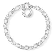 THOMAS SABO Charm Club Belcher Bracelet (medium - CX0032)