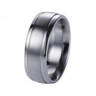 Cudworth Stainless Steel Ring (size Z)