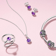 PANDORA Birthstones - February