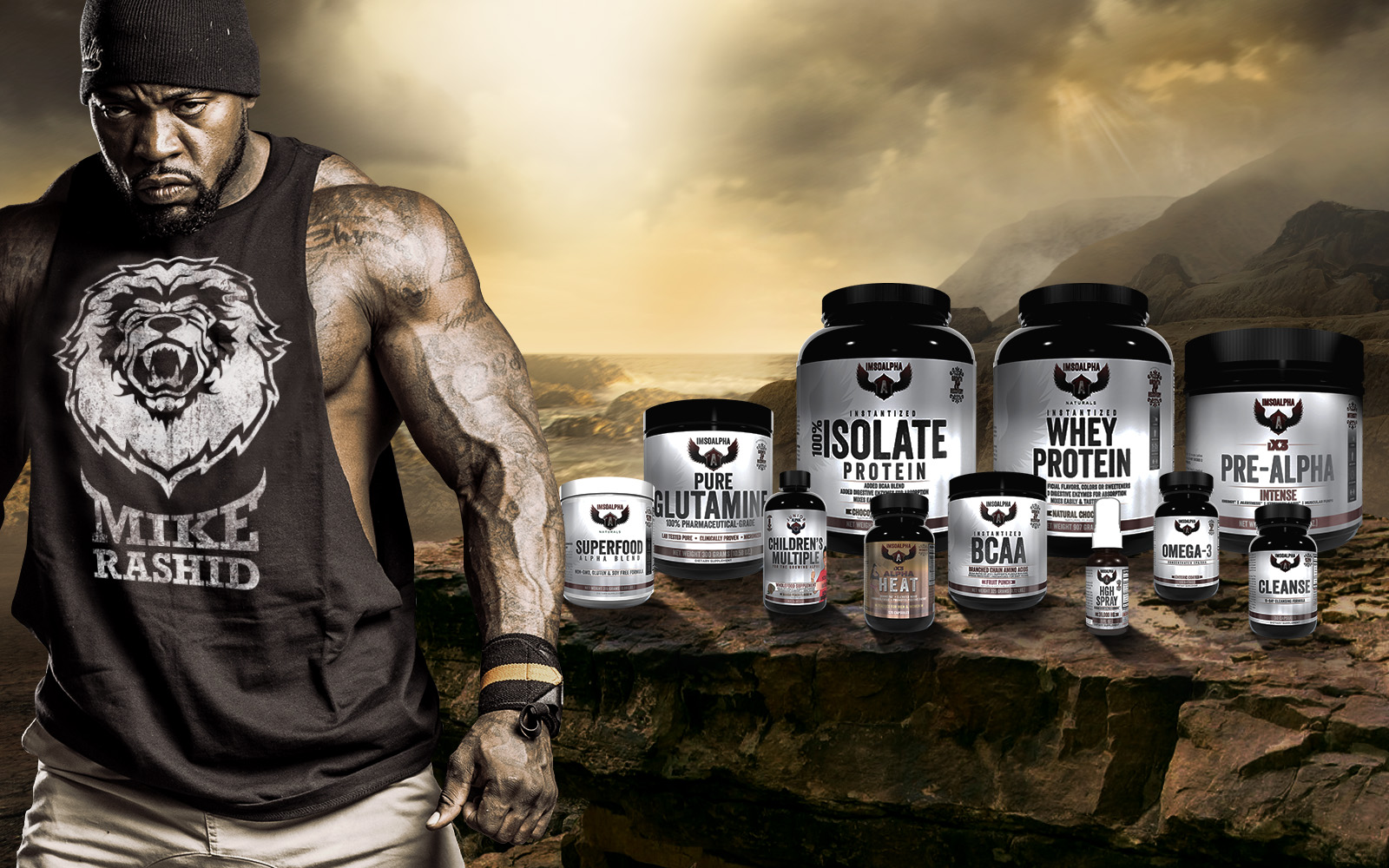 ImSoAlpha Supplements
