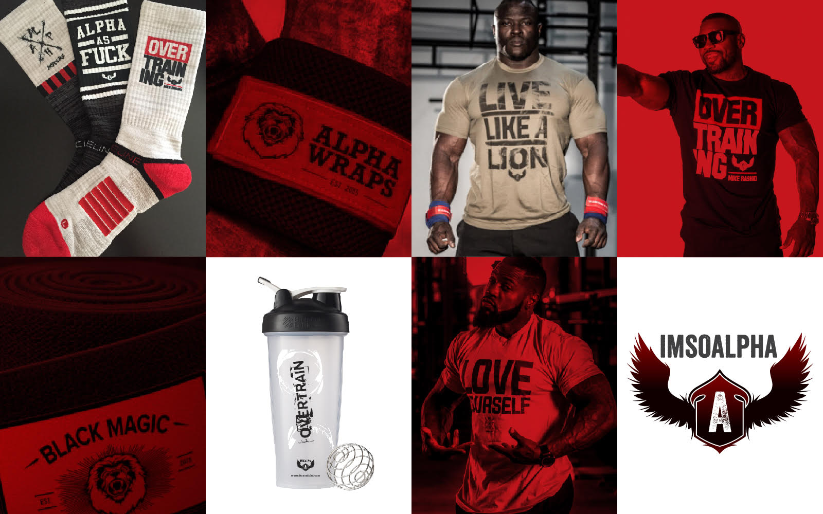 ImSoAlpha Apparel & Gear