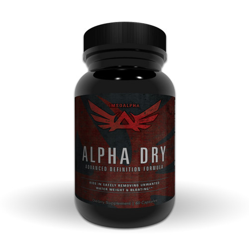 Shed unwanted water weight & bloat - Alpha Dry - ImSoAlpha.com