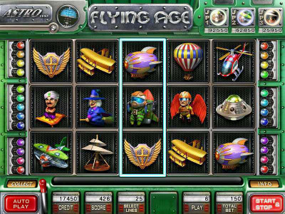Flying Age Main Game
