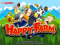 Happy Farm Game By Astro - CGA 8 Liner