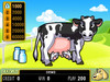 Happy Farm Milking the Cow Bonus Game
