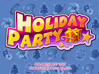 Holiday Party Game By IGS - VGA 9 or 25 Liner