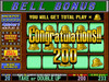 Mystery J&B 15R Bell Bonus Win