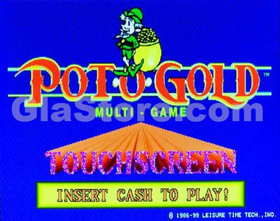 Pot O Gold Title Screen
