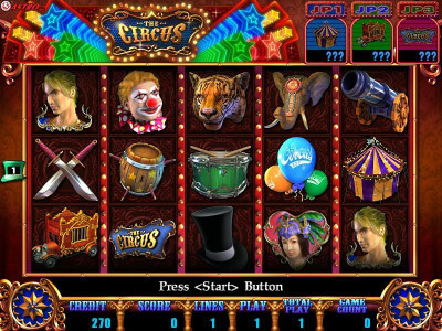 The Circus Main Game