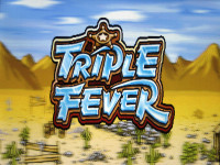Triple Fever Title Screen