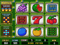 Wild Fruit Game By IGS - CGA 8 Liner