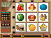 Wild Wild West Main Game Fruit Graphics