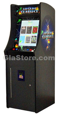 Arcade Upright Side 1
