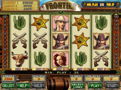 Frontier Main Game