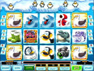 Penguin Party Main Game 1