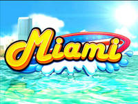 Miami - 25 Line VGA Game By Borden