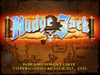 Nudge Jack Nudge Game By IGS - VGA 1 Liner