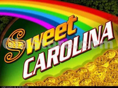 Sweet Carolina Title Screen