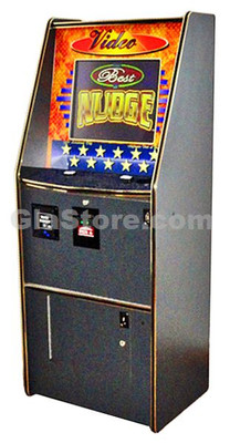 Full Upright Nudge Cabinet Side 1