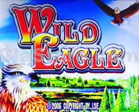 Wild Eagle Title Screen