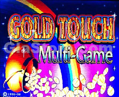 Gold Touch Title Screen