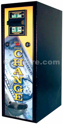 Seaga CM1050 Change Machine