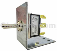 Toggle Switch and Plate Front