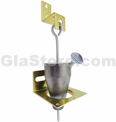 Coin Pusher Tilt Plumb Bob Assembly