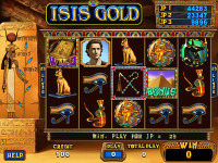 Isis Gold Main Game