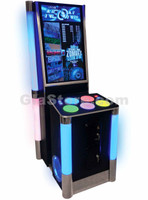 Neon FM Arcade Game