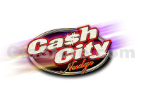 Cash City Nudge Title Screen