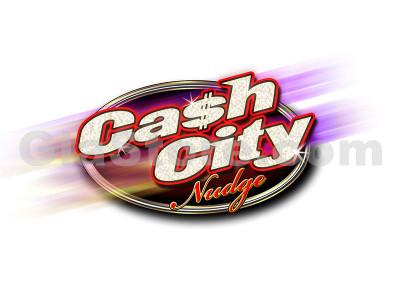 Cash City Nudge Title Screen