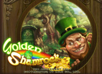 Golden Shamrock Title Screen