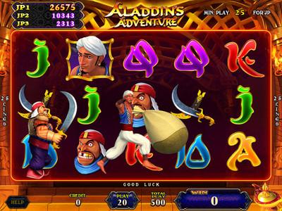 Aladdin's Adventure Feature 1