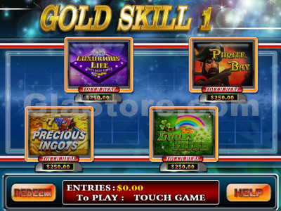 Gold Skill 1 Game Selection