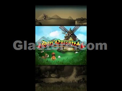 Don Quixote Title Screen