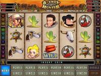 Bounty Hunter - 20 Line VGA Game By IGS