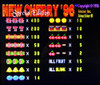 New Cherry '96 SE Title Screen 2 with Odds