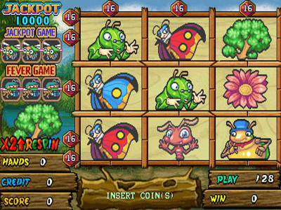 Crazy Bugs 2 Main Game