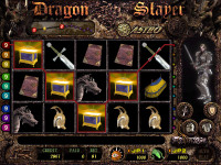 Dragon Slayer - 9 Line VGA Game By Astro